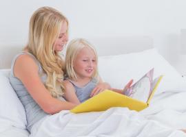 חשיבות סיפור לפני השינה לגיל הרך