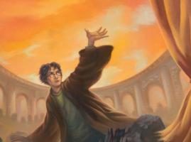 מלך מלכי הספרים - הארי פוטר