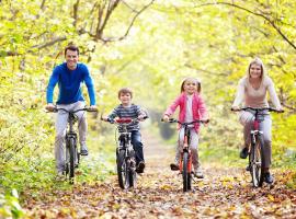 זזים יחד - מספר סוגי פעילויות ספורטיביות שאפשר לעשות עם הילדים