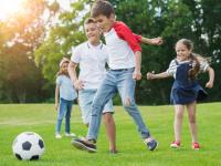 איך לטפח כושר וסיבולת לב-ריאה אצל ילדים?