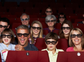 לוקחים את הילדים לקולנוע בפעם הראשונה