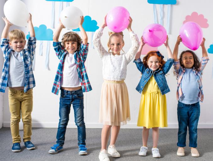 10 רעיונות מדליקים להפעלות יום הולדת