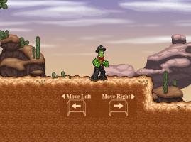 משחק מגניב - איש הקקטוס