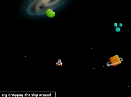 משחק פעולה- מתקפה בגלקסיה