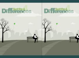 מצא את: חמשת ההבדלים