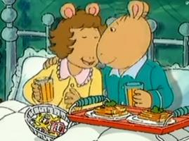 ארתור עונה 2 פרק 10 - יום נישואין שמח