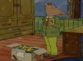 ארתור עונה 2 פרק 17 - שבוע בלי טלויזיה