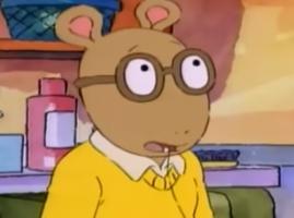 ארתור עונה 2 פרק 4 - השן של ארתור