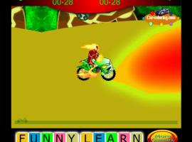 משחק בן 10 מגניב - בן 10 אופנוע חייזרי