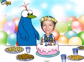 שיר יום הולדת משמח, הופ! יום הולדת