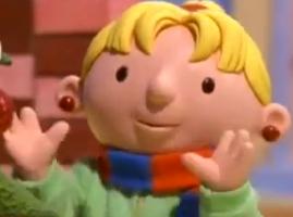 """בוב הבנאי בפרק חידתי במיוחד """"סקרמבל והרמז"""""""