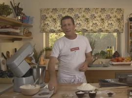מתכון של אורי שפט ללחמניות שוקולד טעימות בהכנה ביתית