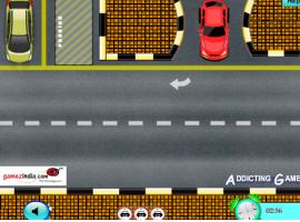 משחק מכוניות קשה - אלופי החניה