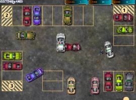 תחנה את האוטו - משחק מכוניות