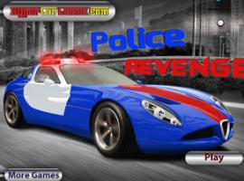 השוטרים נוקמים משחקי מכוניות