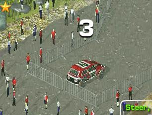 ראלי טורבו משחק מכוניות מטורף