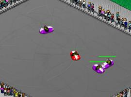 משחקי מכוניות מתנגשות