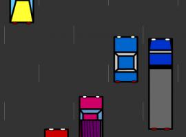 פקק תנועה קטלני משחקי מכוניות