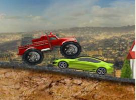 משחקי מכוניות הכבאית המטורפת