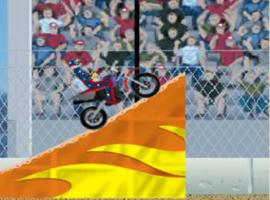 משחק אופנוע הפעלולים