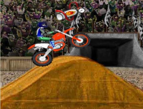 משחקים אופנועים מלך הפעלולים