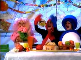 חיפזון וזהירון תוכנית חגיגית לכבוד חג סוכות