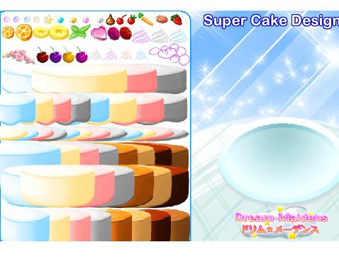 משחק בישול מגניב - סופר עוגה