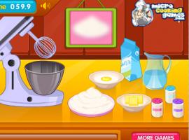 משחק בישול חמוד - קוראסונים קלאסיים