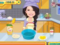 אופים עם סלינה גומז - משחק בישול חמוד