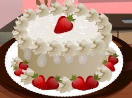 משחק בישול לילדים עוגת קוקוס