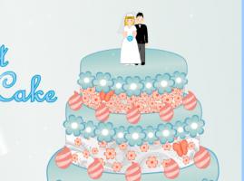 משחקי בישול עוגת חתונה
