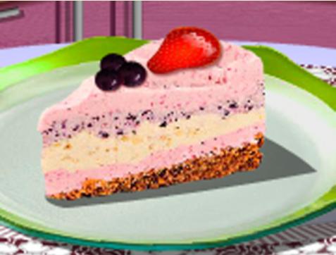 עוגת גלידה משחקי בישול