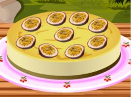 משחקי בישול עוגת האהבה