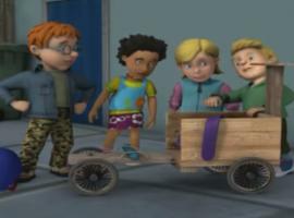 סמי הכבאי - העגלה צפה
