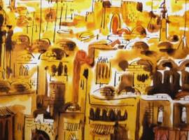 """שיר חמוד ליום ירושלים """"שמות רבים לירושלים"""""""
