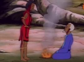 קסאי לוק ומרנה, פרק 8  הקללה של אמבורגה