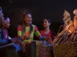 שירי שבועות, רינת גבאי ומימי שרות את שיר הפינג'אן
