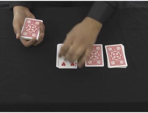 קסם החבילה המשוגעת. לומדים איך עושים קסמים.