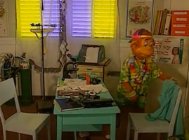 הסייד המצחיק, פרק 15 מעונה 1 בקופיקו