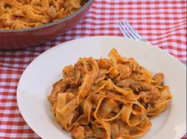 מתכון למנה נהדרת ב10 דקות פסטה פרגית