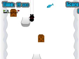 מירוץ פינגווינים