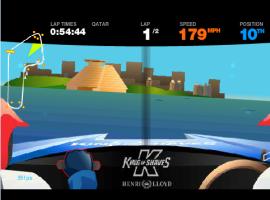 משחק מירוץ סירות מנוע