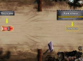 מגרש הגרוטאות - משחק מכוניות מגניב