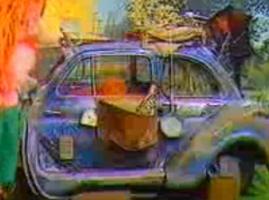 המכונית של מוישה אופניק רחוב סומסום