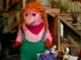 משחק פורים 1985 פרק מומלץ של רחוב סומסום