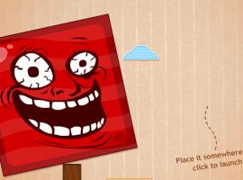 משחק יריות מצחיק - הכה את הטרול