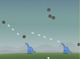 דינוזאורים ומטאורים