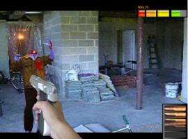 משחק יריות זומבים מפחידים