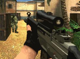משחקי יריות צבא של איש אחד
