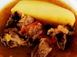 מתכון מושלם למרק בשר תימני
